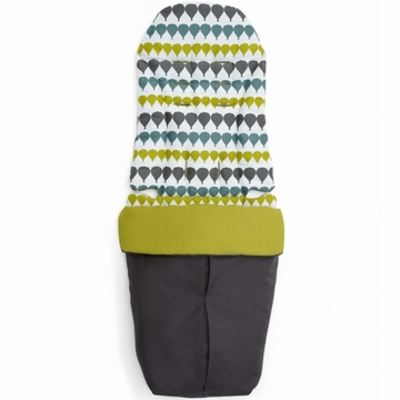 Mamas & Papas Sola Footmuff - Lime