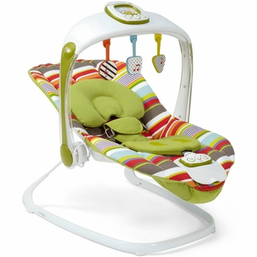 Mamas & Papas Magic Astro Bouncer - Babyplay Stripe