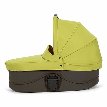 Mamas & Papas Urbo Carrycot - Lime Jelly