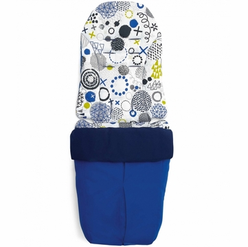 Mamas & Papas Sola Footmuff - Blue