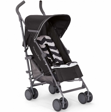 Mamas & Papas Tour Stroller - Black
