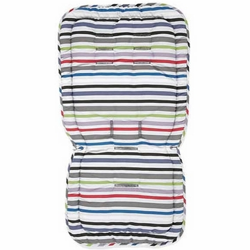 Mamas & Papas Essential Liner - Denim Stripe