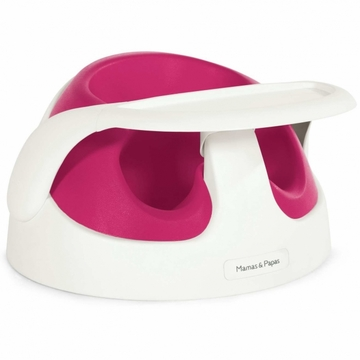 Mamas & Papas Baby Snug Infant Positioner - Raspberry