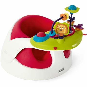 Mamas & Papas Baby Snug & Activity Tray - Red