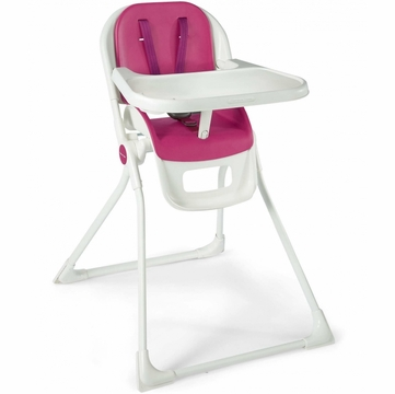 Mamas & Papas Pixi High Chair - Raspberry