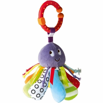 Mamas & Papas Babyplay Linkie Toy - Octopus