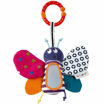 Mamas & Papas Babyplay Activity Toy - Butterfly