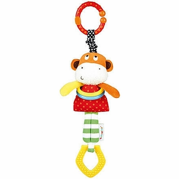 Mamas & Papas Babyplay Activity Toy - Judder Monkey