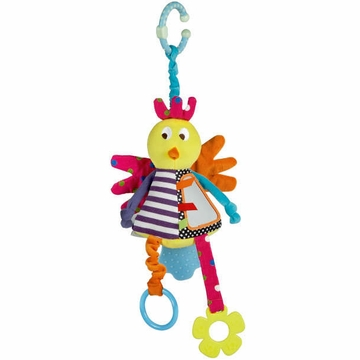 Mamas & Papas Babyplay Activity Toy - Jangly Birdie
