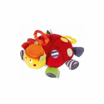 Mamas & Papas Babyplay Activity Toy - Lotty Ladybird