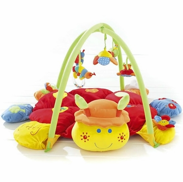Mamas & Papas Light & Sound Playmat & Gym - Lotty Ladybird