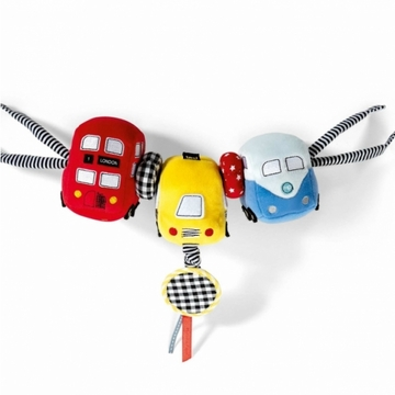 Mamas & Papas Travel Transport Stroller Toy - Blue
