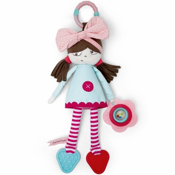 Mamas & Papas Plush Toy - Polly Rag Doll