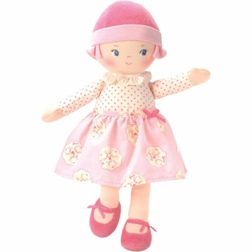 Corolle Lili Pink Cotton Flower