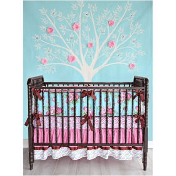 Caden Lane Londyn 3 Piece Crib Bedding Set
