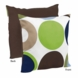 Sweet JoJo Designs Designer Dot Decorative Throw Pillow
