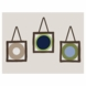 Sweet JoJo Designs Designer Dot Wall Hangings