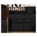 Sweet JoJo Designs Diamond Black 9 Piece Crib Bedding Set