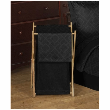 Sweet JoJo Designs Diamond Black Hamper