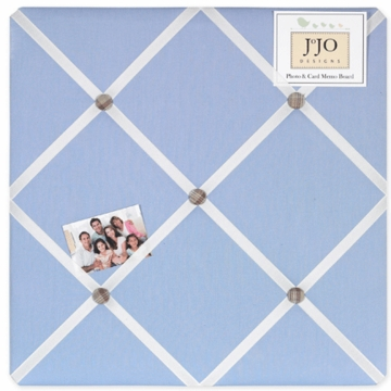 Sweet JoJo Designs Firetruck Fabric Memo Board