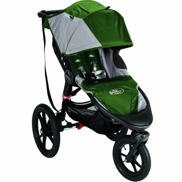 Baby Jogger Summit X3 Single 2013 Stroller - Green / Gray