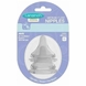 Lansinoh mOmma Medium Flow Nipples - 2 Pack