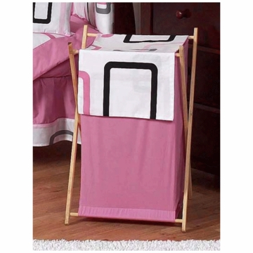 Sweet JoJo Designs Geo Pink Hamper