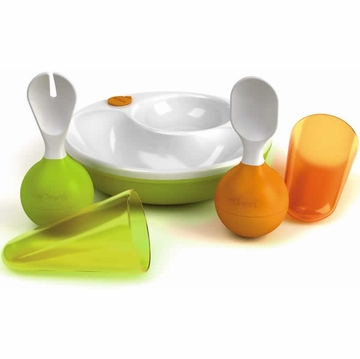 Lansinoh mOmma Mealtime Developmental Meal Set