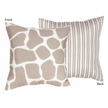 Sweet JoJo Designs Giraffe Decorative Throw Pillow