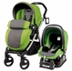 Peg Perego Book Plus & Viaggio Travel System - Mentha (Green)