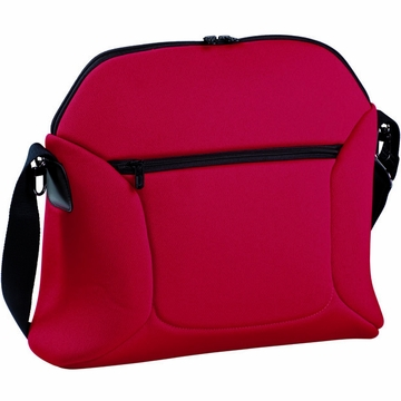 Peg Perego Borsa Soft Diaper Bag - Flamenco (Red)