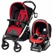 Peg Perego Book & Viaggio Travel System - Flamenco (Red)