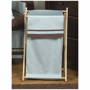 Sweet JoJo Designs Hotel Blue & Brown Hamper