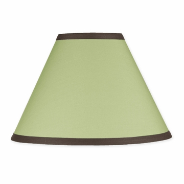 Sweet JoJo Designs Hotel Green & Brown Lamp Shade
