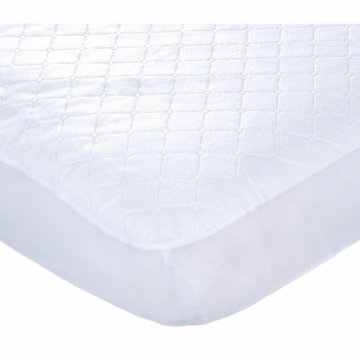 Carter's Keep Me Dry Deluxe Fitted Crib Pad 4-Ply