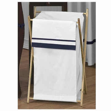 Sweet JoJo Designs Hotel White & Navy Hamper