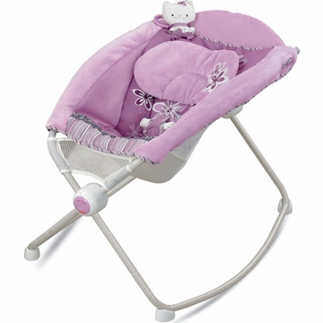 Fisher-Price Deluxe Rock N' Play Sleeper - Sugar Plum