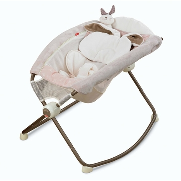 Fisher-Price Deluxe Rock n' Play Sleeper - Snugabunny