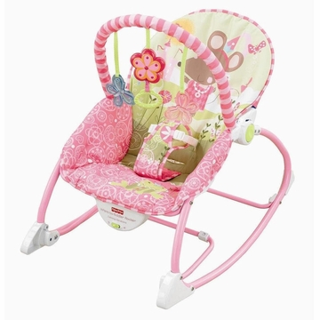 Fisher-Price Princess Mouse Infant to Toddler Rocker