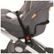 Baby Jogger City Versa & Select Car Seat Adapter 2012 (BJ90321)