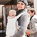 Ergobaby Designer Winter Edition Carrier & Hand Muff