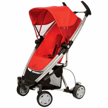 Quinny Zapp Xtra - Rebel Red