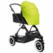 Phil & Teds Dot Carry Cot Sunhood - Apple