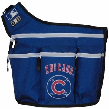 Diaper Dude MLB Diaper Bag - Chicago Cubs