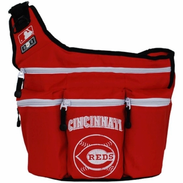 Diaper Dude MLB Diaper Bag - Cincinnati Reds