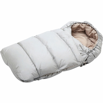Stokke Down Sleeping Bag in Silver