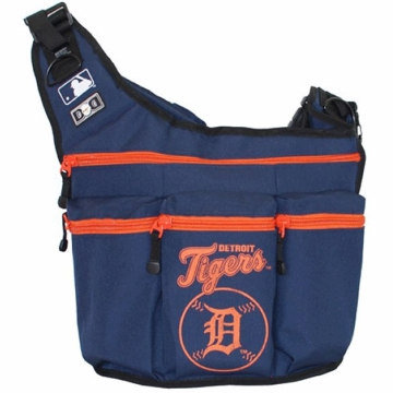 Diaper Dude MLB Diaper Bag - Detroit Tigers