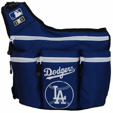 Diaper Dude MLB Diaper Bag - Dodgers