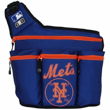 Diaper Dude MLB Diaper Bag - NY Mets