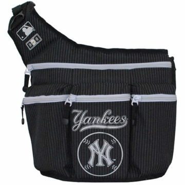 Diaper Dude MLB Diaper Bag - NY Yankees